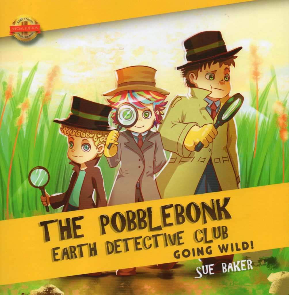 Pete, Fee and Ozzie – The Pobblebonk Earth Detective Club